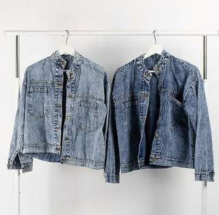 Denim Jacket / Jaket Denim