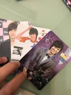 李民浩yes card