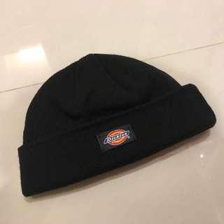 DICKIES 經典 老帽 毛帽 短毛帽 短版 古著