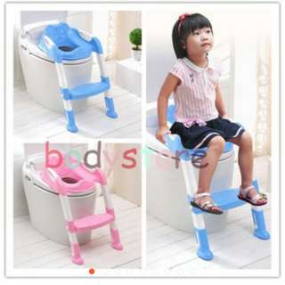 Baby toilet trainer