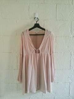 SUMMER SALE Forever 21 Longsleeves Dress