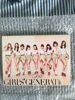 Girls Generation Gee Japanese Version
