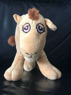 Camel stuffed toy
