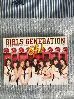 Girls Generation Oh! Japanese Version