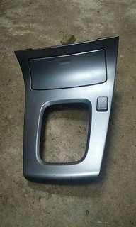 Subaru Impreza WRX Gear Console