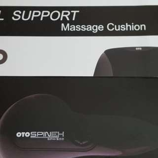 Oto Spinal Support & Stress Reliever/Slimming Messager