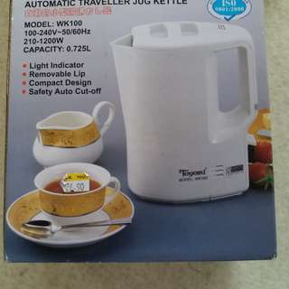 Traveller Jug Kettle