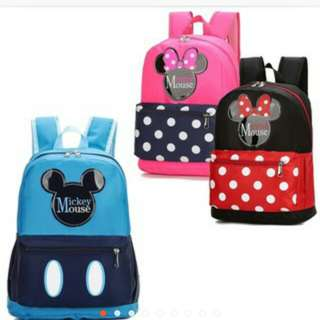nursery backpack/school bag