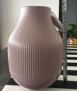 Pink Ceramic Vase