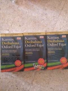 English-Bahasa Melayu Oxford dictionary