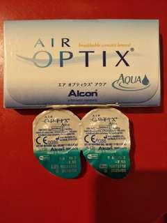 Air Optix Aqua contact lense