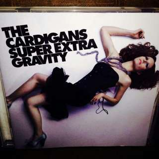 The Cardigans -Super Extra Gravity