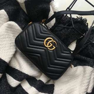 Gucci Marmont Camera Bag