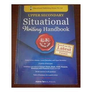 Upper Secondary English Assessment Books-$3 each