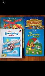 Children's English Story Books - 3 Books