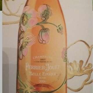 Perrier-Jouet: Belle Epoque Brut Rose 2006