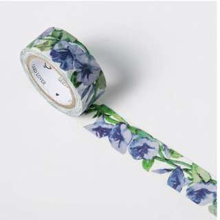 Washi Tape - Bluebells