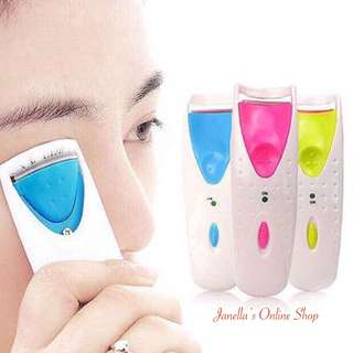 Seen On TV Eyelash Genie Heated Eyelash Curler