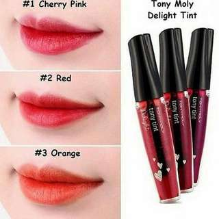 TONY MOLY DELIGHT LIPTINT.