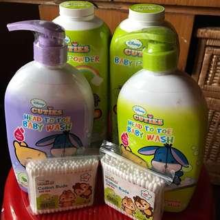 Disney Shampoo Set