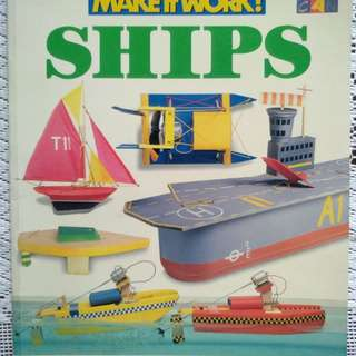 Hands on Approach to Science : Ships