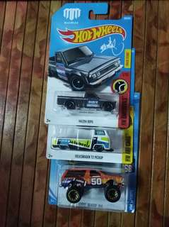 Hot wheels set