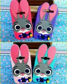 3D bunny zootopia case