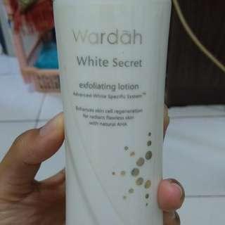 Wardah White Secret Exfoliating Lotion