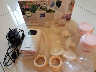 Preloved Breast pump Spectra 9+