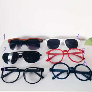 Fancy Glasses