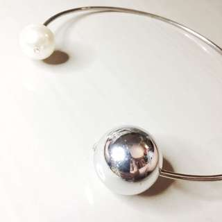 Pearl Rounded Necklace