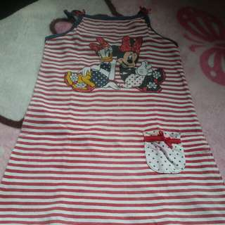 Minnie &Mouse Dress