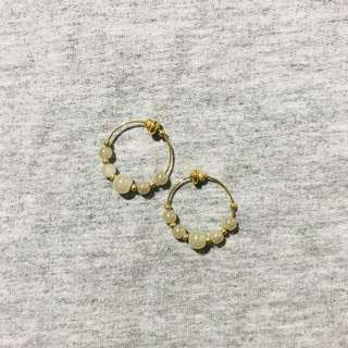 無耳洞 耳夾耳環