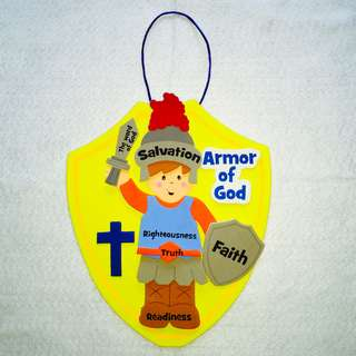 Armor Of God Craft Kit