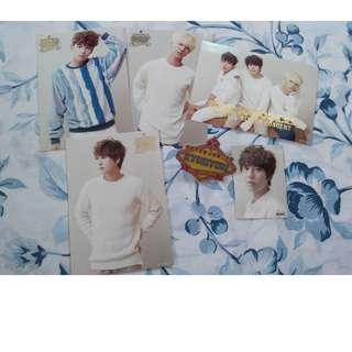 SUPER JUNIOR KRY Special Winter Concert Goods (FROM JAPAN)
