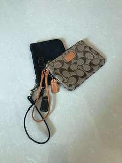 Coach Small Wallet / Clutch