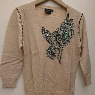 🚚 專櫃iROO針織衫