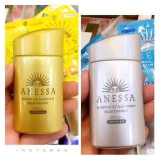 ANESSA 防曬霜SPF 50+ PA++++ (金色)