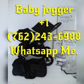 Baby jogger City Select All Black Double , 2 Seat