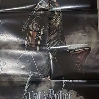 Poster Harry Potter (Daniel Redcliffe)