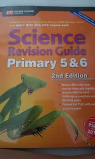Science Revision Guide Primary 5 & 6