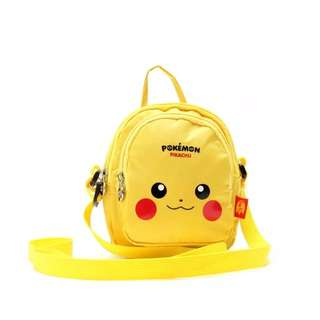 包郵 比卡超pokemon 迷你零食包袋  小咩袋