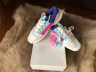 Adidas Consortium x Nice kicks Collaboration Crazy ones