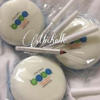 Shiseido eyebrow & baby powder