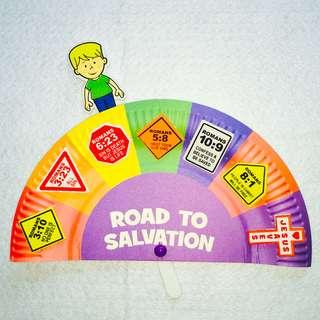 Road To Salvation Craft Kit
