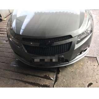 Chevrolet Cruze samurai lip
