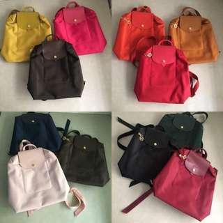 Longchamp bags