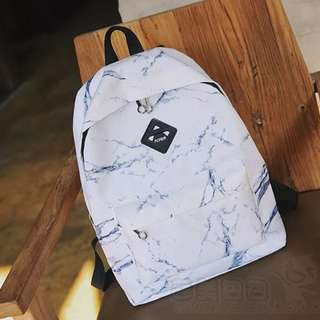 Riley Marbled Backpack