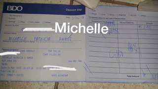 Proof of Payment & Order