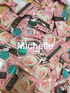Collagen candy rose flavor